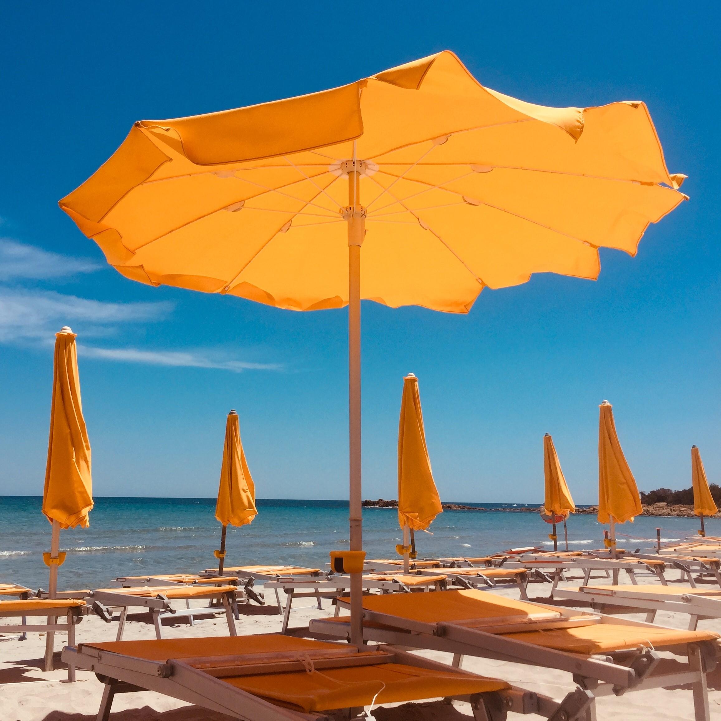 Strand in Cala Liberotto
