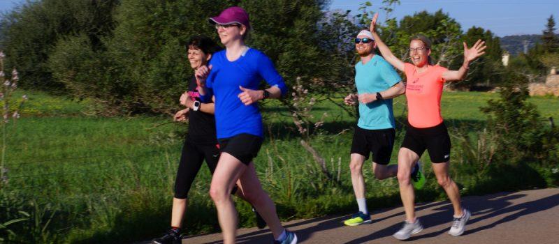 Laufcamp für Running-Einsteiger